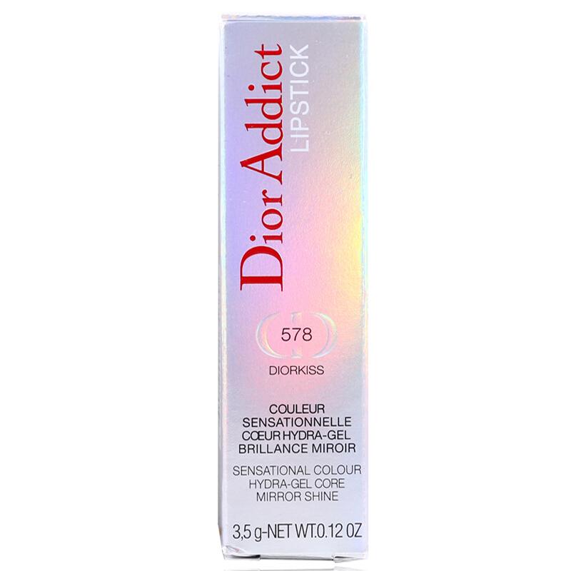 Dior 迪奥 魅惑唇彩系列口红3.5g #578