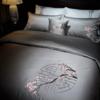 I-WILL 艾维 60支新中式纯棉床上四件套 1.5m