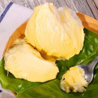 京觅  泰国进口冷冻榴莲果肉  200g