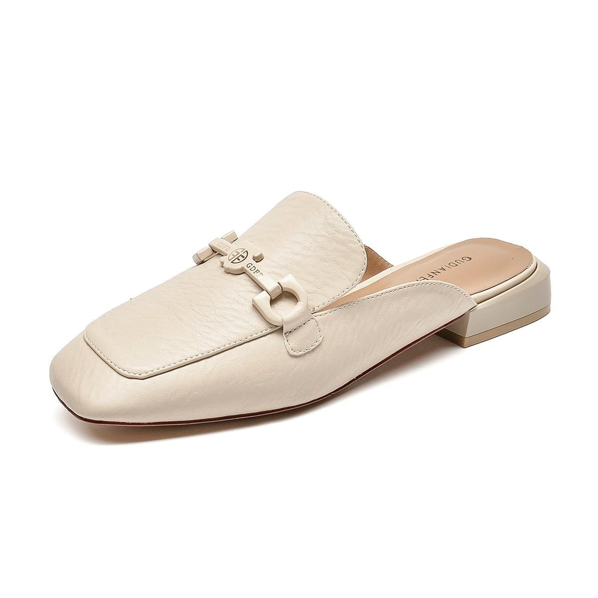 GUDIANFENDU 女士穆勒鞋 9789-6193102-03