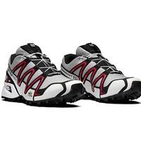 SALOMON 萨洛蒙 SPEEDCROSS 3 ADV 男士跑鞋 412525 合金灰 41