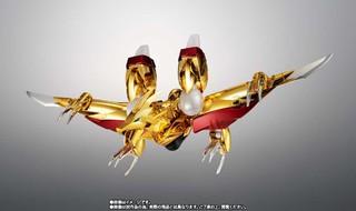 BANDAI 万代 魂限 ROBOT魂《魔神英雄传2》龙星丸 30周年纪念版