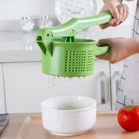 大号手压式蔬菜脱水挤菜馅挤水器 饺子白菜家用去水拧干压汁机
