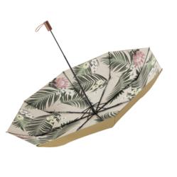 BANANA UNDER 蕉下 蕉下BANANAUNDER太阳伞女防紫外线雨伞双层折叠遮阳伞防晒黑胶小黑伞系列 针篱