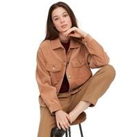 UNIQLO 优衣库 430425 女士灯芯绒休闲外套