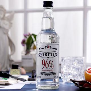 Spirytus 生命之水 96度 伏特加 500ml