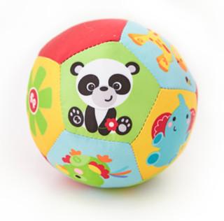 Fisher-Price 费雪 F0807 婴儿十二面认知手抓球