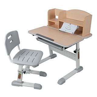 京东PLUS会员 : easy life 生活诚品 AU900N 儿童学习桌椅套装