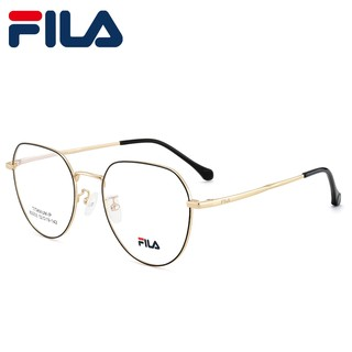 FILA 斐乐 7137纯钛眼镜框架+赠 1.56防蓝光防辐射非球面镜片1副
