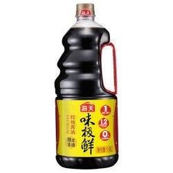 海天 味极鲜特级酱油 1.9L