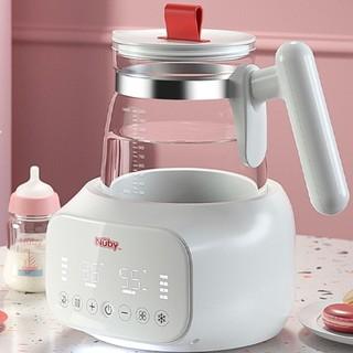 Nuby 努比 恒温调奶器1.2L 2020智能款 +凑单品