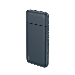 Remax充电宝10000毫安移动电源大容量快充超薄便携手机通用型电源