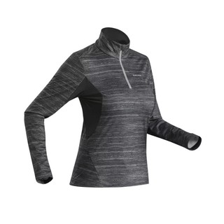 DECATHLON 迪卡侬 8502071 女式冬季徒步长袖保暖T恤