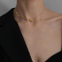 CAROMAY  锁骨链 AX31331