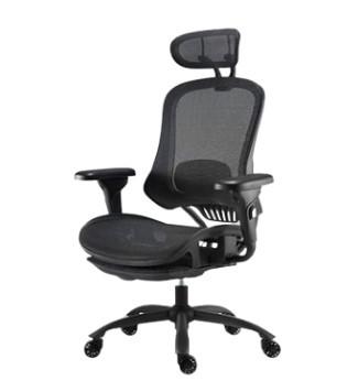 YANXUAN 网易严选 3989488 人体工学电脑转椅 黑色
