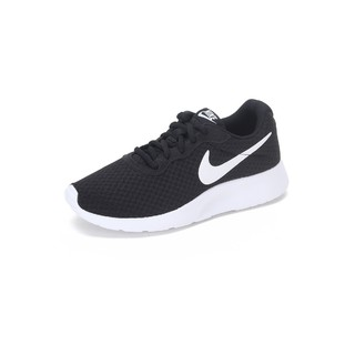 NIKE 耐克 Tanjun 女士休闲运动鞋 812655-011 黑色/白色