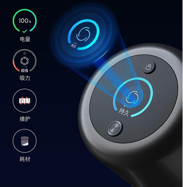 小编精选:Dreame 追觅 V12 无线吸尘器|转速革命 细节升级