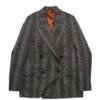 Acne Studios 女士格纹西装长袖外套