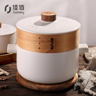 佳佰 DF400A1-4.5L 陶瓷炖煲