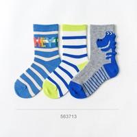 Caramella 焦糖玛奇朵 儿童袜子 3双装