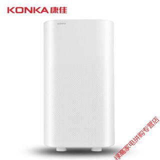 康佳(KONKA)空气净化器家用除甲醛烟尘康佳KQ-JH70空气净化器