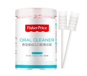 Fisher-Price 费雪 100006511774 婴儿口腔清洁器 30支