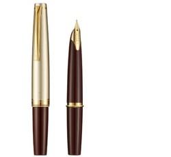 PILOT 百乐  Elite 95s 复刻限量款 钢笔 14K金尖 深红色 F尖