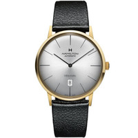 HAMILTON 汉米尔顿 永恒经典臻薄系列 H38735751 男士机械手表