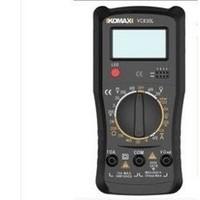 科麦斯 DT9205A 数显万用表 830L万用表+1块电池