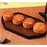 菲尔雪 锦礼月饼礼盒 8饼3味 480g