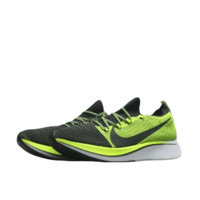 NIKE 耐克 Zoom Fly Flyknit 男士跑鞋 BV6103-002 黑色/荧光绿 42