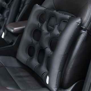 早风  HW160102 多孔充气靠垫 黑色