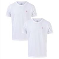 FARAH 男士 短袖T恤 2件