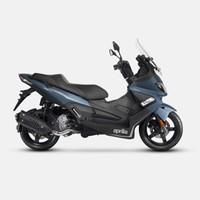 aprilia 阿普利亚 SRMax250 踏板摩托车 GT版 ABS 星空蓝