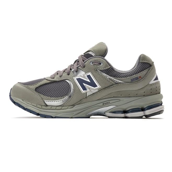 new balance 2002R系列 中性休闲运动鞋 ML2002RA 中灰色 36