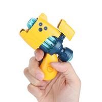 儿童小镇 电动声光玩具枪  小号