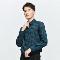 LILANZ 利郎 长袖衬衫 18QXC0011Y