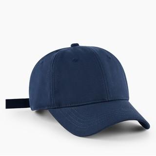 Semir 森马 COLOR藏青 男女同款 多色可选 运动帽 鸭舌帽 棒球帽