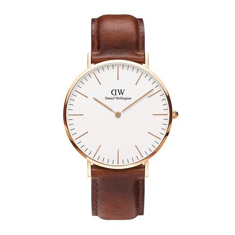 Daniel Wellington 丹尼尔惠灵顿 DW手表时尚超薄男士石英表 欧美品牌