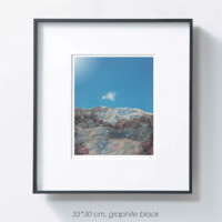 加拿大艺术家 BENOIT PAILLE  贝努瓦·帕耶 作品《不雅云》Obscene Cloud
