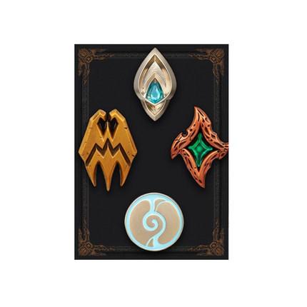 Blizzard暴雪游戏《魔兽世界》9.0暗影国度史诗版收藏家礼盒