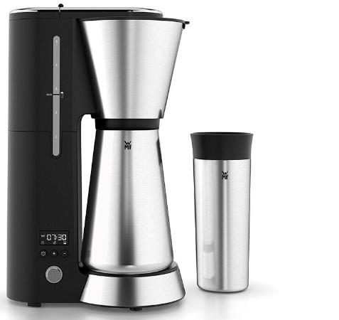 WMF 福腾宝 0412269911 全自动咖啡机 0.6L 银色
