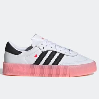 adidas Originals SAMBAROSE W 女款经典运动鞋