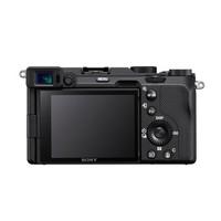 双11预售:SONY 索尼 ILCE-7C(A7C)全画幅微单相机 单机身