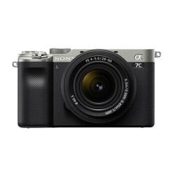SONY 索尼 ILCE-7CL(A7C)全画幅微单相机 套机(FE 28-60mm F4-5.6)