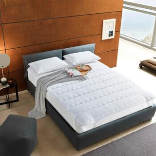 佳佰 床垫 床褥 褥子 加厚(耐脏防滑)适用1.2米超大单人床 *2件