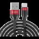 ROMOSS 罗马仕 苹果2.4A快充 编织数据线 1米 3.8元包邮(需用券)