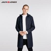 JACK JONES 杰克琼斯 218357522 男士牛仔外套