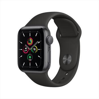 新品发售:Apple 苹果 Watch Series SE 智能手表 40mm GPS