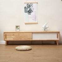 喜视美 xsm-xjm-001现代简约实木电视柜 1.8m